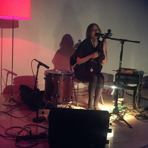 Colleen, constellation, chicago 20 june 2015, by lily oberman 2